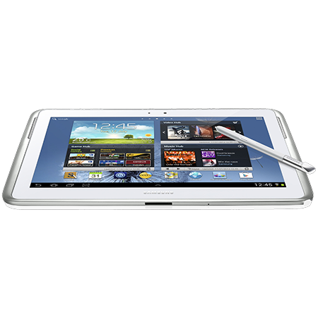Samsung Galaxy Note 10.1 white_1